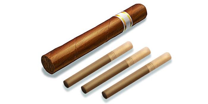 リトルシガー・シガリロ・葉巻はどんなタバコなのかを解説