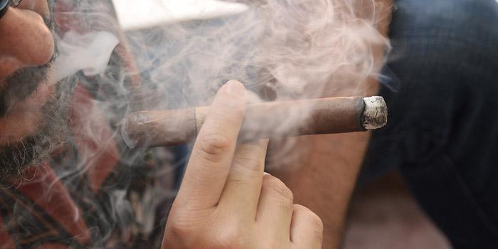 リトルシガー・シガリロ・葉巻の基本的な吸い方や吸い方のコツ