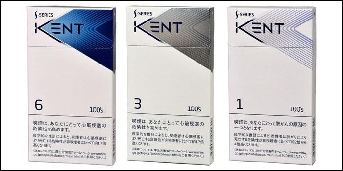 長いロングサイズタバコ銘柄をお得な安い順で解説:ケント全9種類