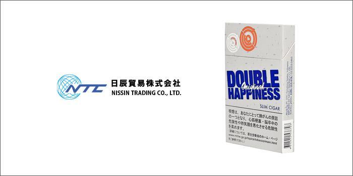 日辰貿易:ダブルハピネス3種類の2021年10月1日値上げ銘柄一覧