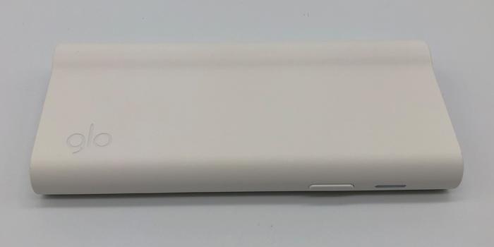 最新型glo pro slim(グロープロスリム)のカラー①:ホワイト