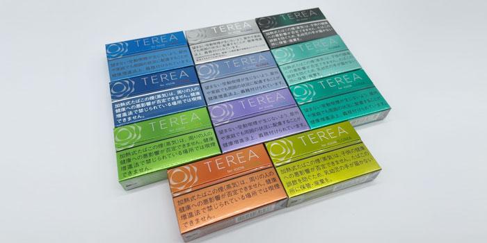 最新型IQOS ILUMA PRIME(アイコスイルマプライム)でテリア全11種類吸ってみた感想
